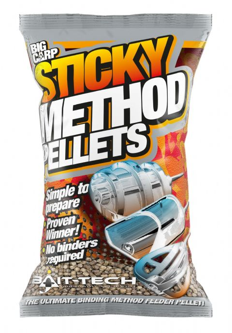 Bait Tech Sticky Method Pellets